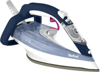 Tefal FV5546 Aquaspeed Steam Iron 2600w Blue