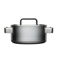 "Iittala ""Tools"" by Dahlstrom 2lt. Casserole Pan with Lid"