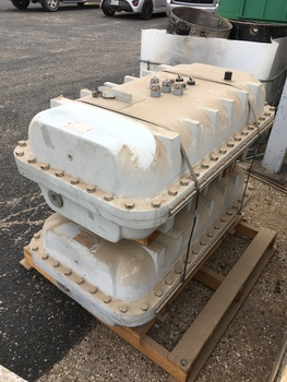 Curlee MFG 250AT Combination Motor Starter & Breaker