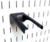 Scratch & Dent 1-1/4in Slotted Metal Pegboard Hammer Handle Bracket