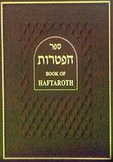 Book Of Haftaroth