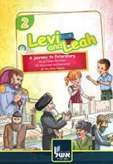 Comic | Levi & Leah Tour Through Peterbourg