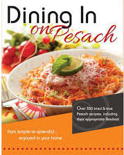 Cookbook | Dining In On Pesach