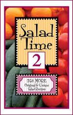 Cookbook | Salad Time 2