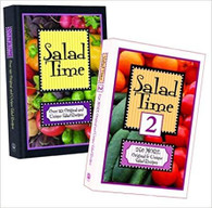 Cookbook | Salad Time 2 Vols.