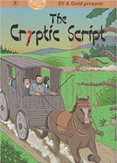 Comic | CRYPTIC SCRIPT COMIC BOOK