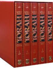 Torah Chumash, Kehot Edition | 5 Vols.