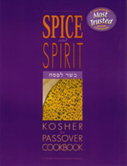 Cookbook | Spice And Spirit | Passover