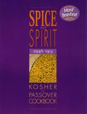 Cookbook | Spice and Spirit | Passover