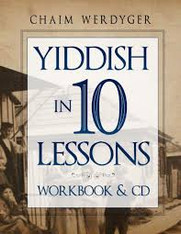 Yiddish In 10 Lessons- Book With 2 Cd's