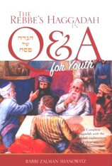 Hagada | Chabad | English | The Rebbe's Haggadah In Q&A For Youth