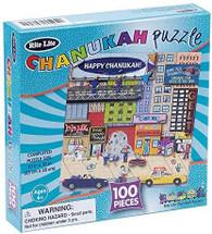 Chanukah Jigsaw Puzzle, 100
