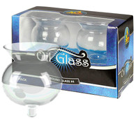 Glass Oil Cup | Round #5 | 2pk | 61005