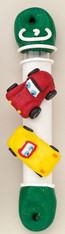 Mezuzah Case | Fimo Cars Design | 5 '