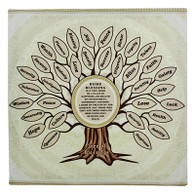 Home Blessing | Canvas Blessing 32*32cm | English