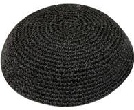 Kipa | Hand Made | Black | 4 | 18cm