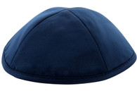 Kipa | Satin | Matt Kippah Deluxe With Pin Spot
