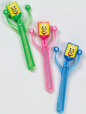 """Purim: Happy Purim """"Oy Vey"""" Graggers, Assorted Colors"""