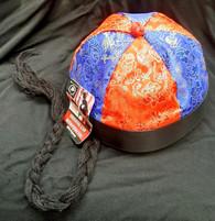 Purim: Oriental Hat With Ponytail