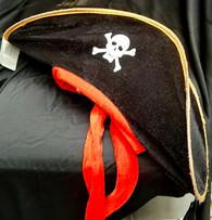 Purim: Pirate Hat