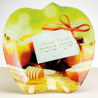 Rosh Hashana Apple Plate
