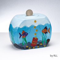 Tzedakah Box, Goldfish Bowl,