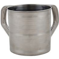 Wash Cup | Stainless Steel