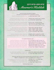The Mourner's Kaddish | Translated & Transliterated