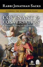 Covenant & Conversation: Numbers