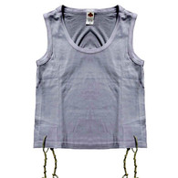 Tzitzit | Singlet Cotton | #8 - 6-7  yr old