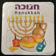 Chanukah children's Puzzle