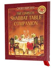 The Complete Shabbat Table Companion