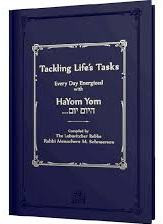 Tackling Life's Tasks [Hayom Yom] | Medium