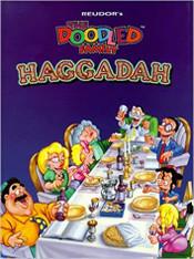 Hagada | English | The Doodled Family Haggadah, Hard Cover
