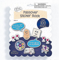 Passover Sticker Book, 100+ Stickers