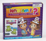 Who Am I? A Passover Guessing Game