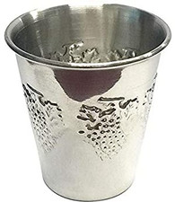 Kiddush Cup | Stainless Steel