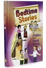 Bedtime Stories Of Middos And Good Deeds | 5