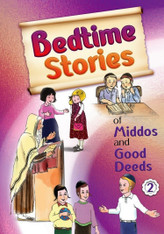 Bedtime Stories Of Middos And Good Deeds | 2