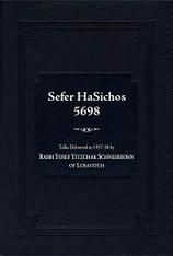 Sefer Hasichos | 5698