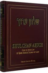 Shulchan Aruch | 6 | English Translation