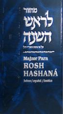 Machzor | Chabad | Rosh Hashanah | Spanish