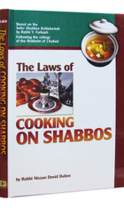 The Laws of Cooking on Shabbos