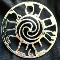 Dreidel | plastic Silver