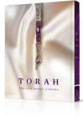Torah, The Five Books Of Moses | Life Style Edition
