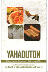 Yahaduton: Contemporary guide to Jewish life | Elul End The Holideys Of Tishrei