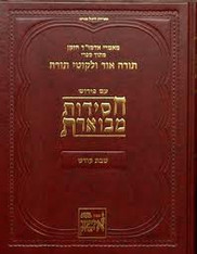 Chassidus Mevueres | Shabbos kodesh