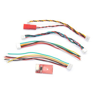 ImmersionRC Tramp HV Accessory Pack - A/V Cables and TNR Tag