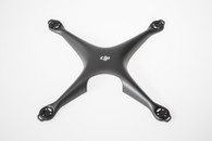 Phantom 4 Pro Obsidian Service Part - Upper Cover (w/ Logo)