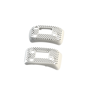 ImmersionRC RapidFIRE Goggle Module Bay Doors Unpainted White(RFIREDR2)